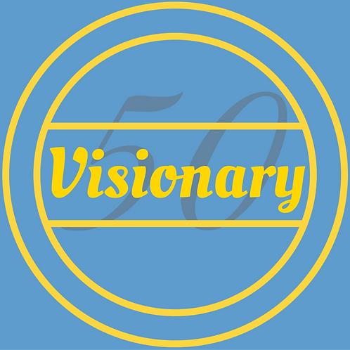 Visionary - Sponsorship Level