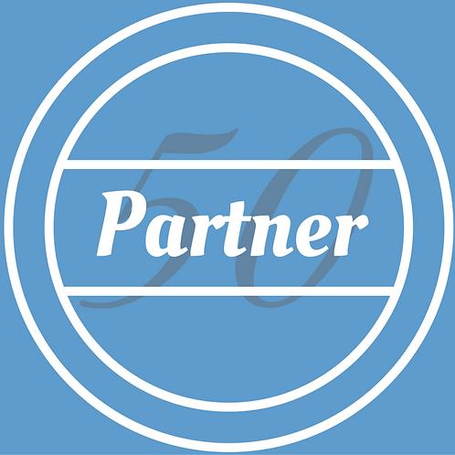 Partner - Sponsorship Level