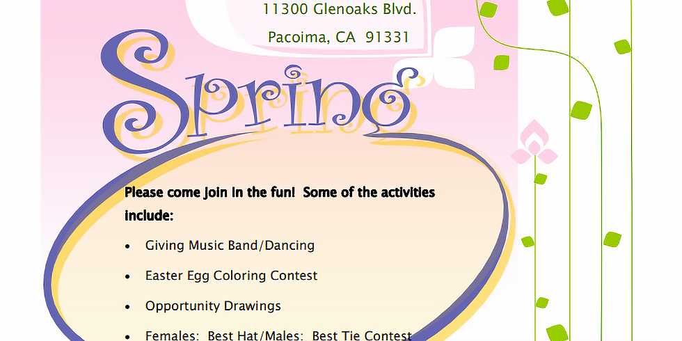 Easter Event at ABD