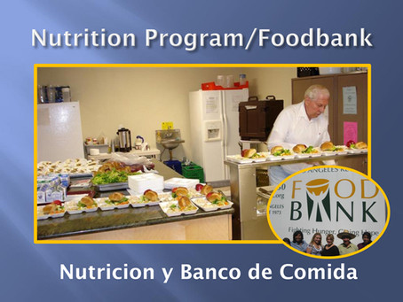 Spotlight On Nutrition - Community Integration Services Satellite Site