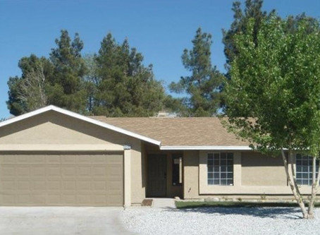 Victorville, 3 bedrooms Home