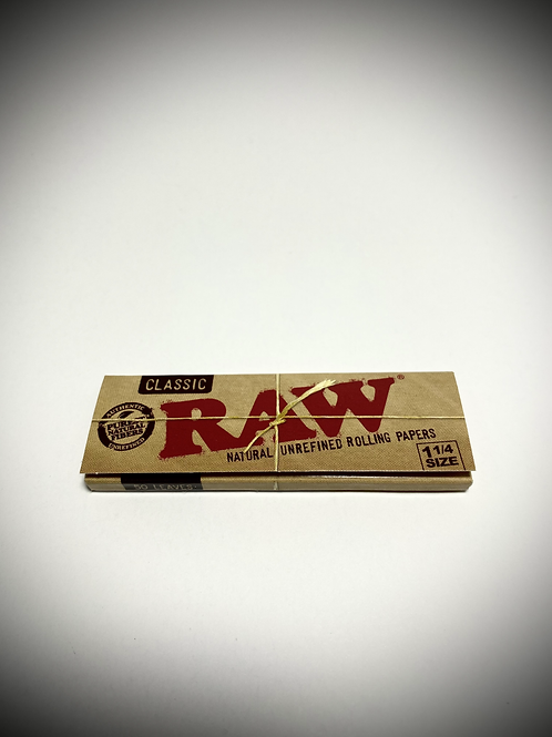 Raw Natural Classic Rolling Papers