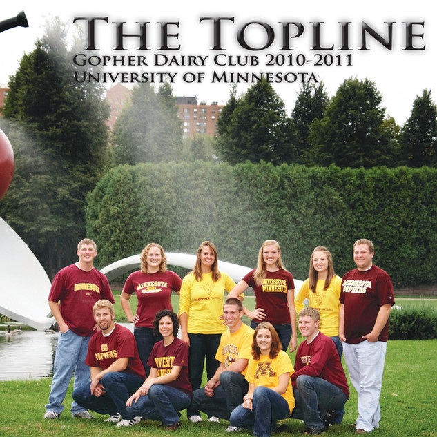 The Topline 2010-2011