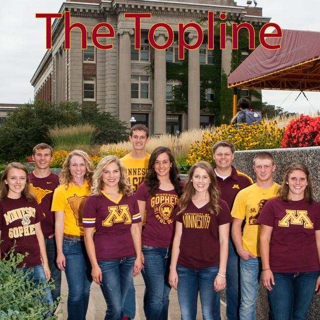 The Topline 2015-2016