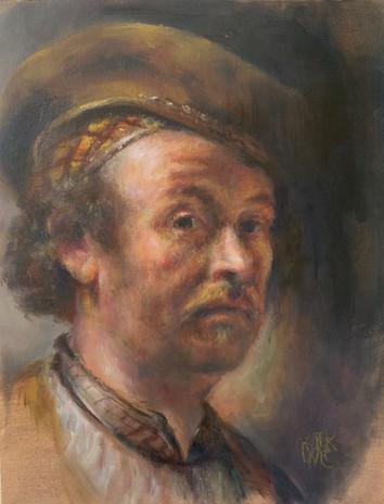 Rembrandt Self Portrait Master Copy.jpg