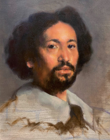 "Mastercopy of ""Juan de Pareja"" by Velázq"