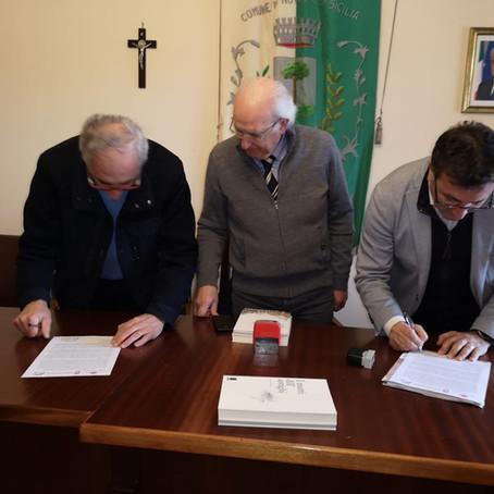 Firmato importante protocollo tra Slow Food Sicilia e ATS i Borghi più belli d'Italia in Sicilia.