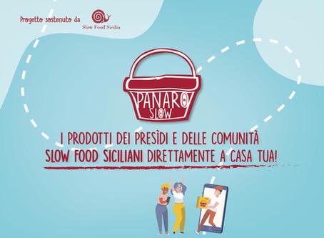 """""""Panaro Slow"""" - I prodotti dei presìdi e delle comunità Slow Food siciliani direttamente a casa tua!"""