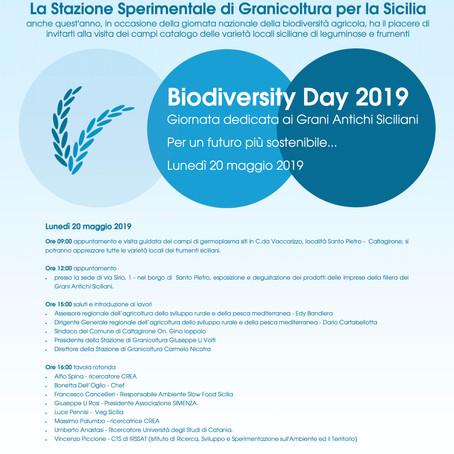 Biodiversity Day 2019
