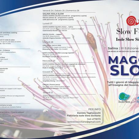 Maggio Slow III Edizione