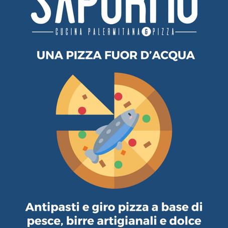 Sapuritu - Una pizza fuor d'acqua