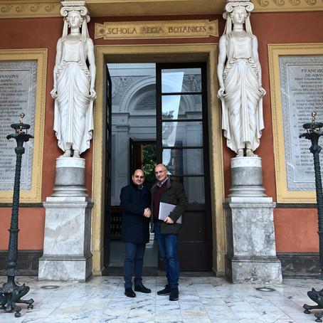 Slow Food Monti Sicani e l'Università di Palermo alla ricerca dell'uso tradizionale delle piante dei