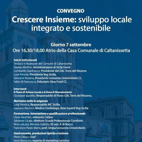 Crescere insieme: sviluppo locale integrato e sostenibile