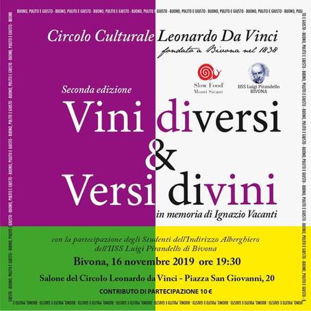 Bivona - Vini diVersi & Versi diVini
