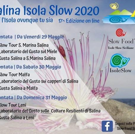 Salina Isola Slow XVII Edizione (Online)
