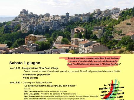 Slow Food Day Sicilia 2019