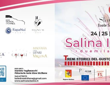 Salina Isola Slow 2019