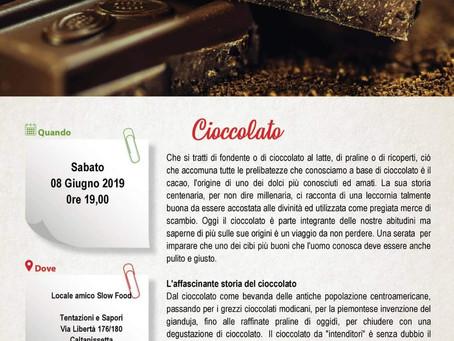 Master of Food sul Cioccolato a Caltanissetta