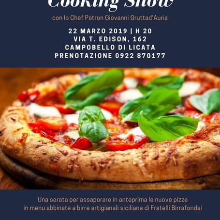 Giro pizzo gourmet