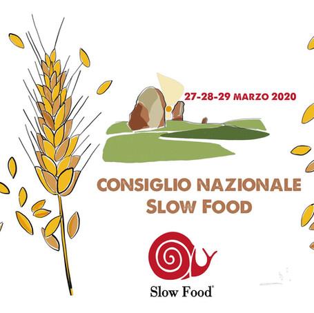 """Il Consiglio Nazionale Slow Food in Sicilia e le Colture Resilienti, un'occasione """"mancata"""""""