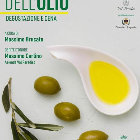 La cultura dell'Olio - Degustazione e cena