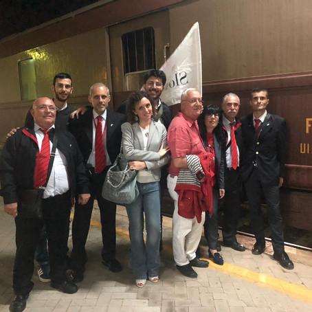 Treni Storici del Gusto 2019 - 5 Ottobre Siracusa - Scicli - Modica