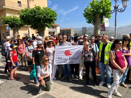 Treni Storici del Gusto 2019 - Catania-Alcantara-Castiglione di Sicilia-Castelmola