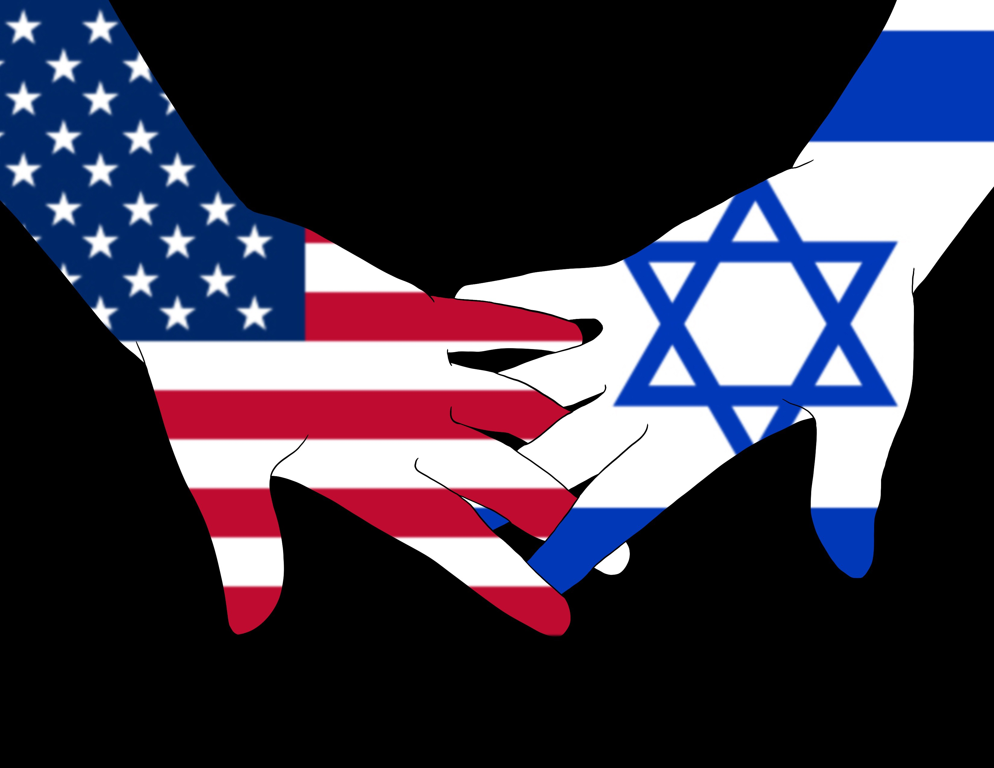 Flag hands