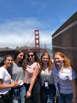 GG Bridge group shot