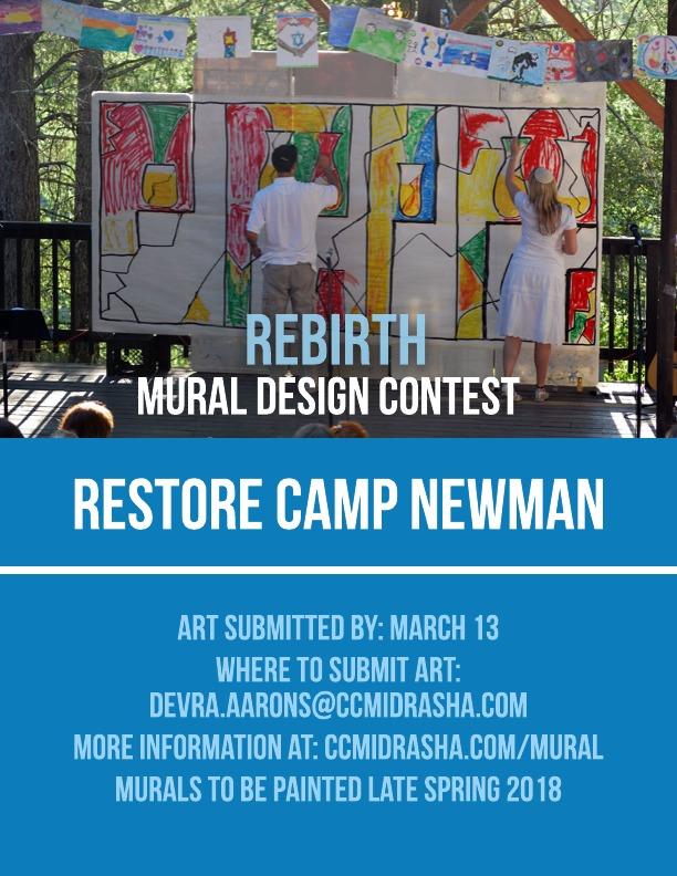Restore Newman Mural Design Contest