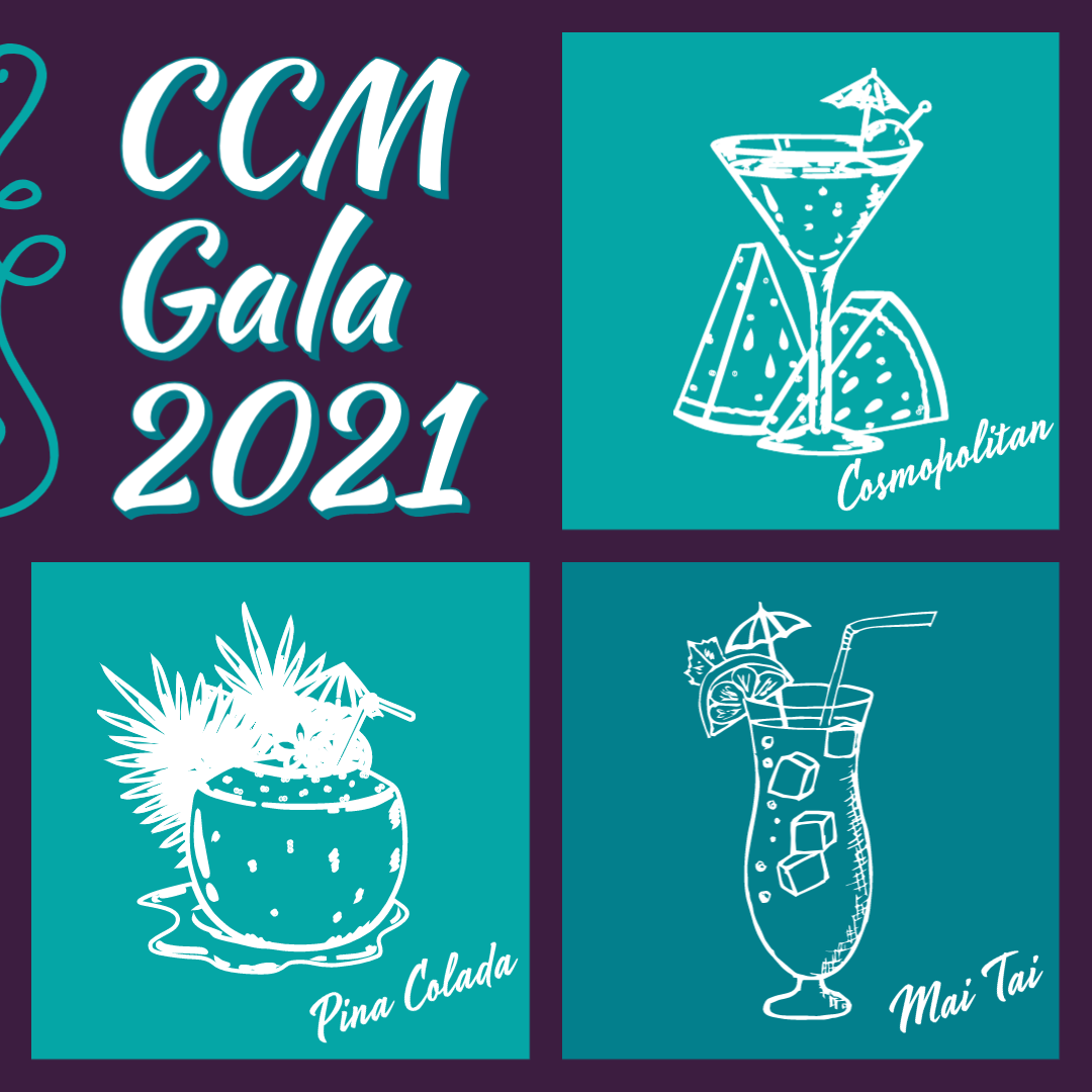 Gala 2021 Cocktail Art