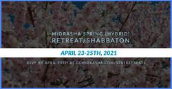 Midrasha Spring 2021 Hybrid Retreat Flye