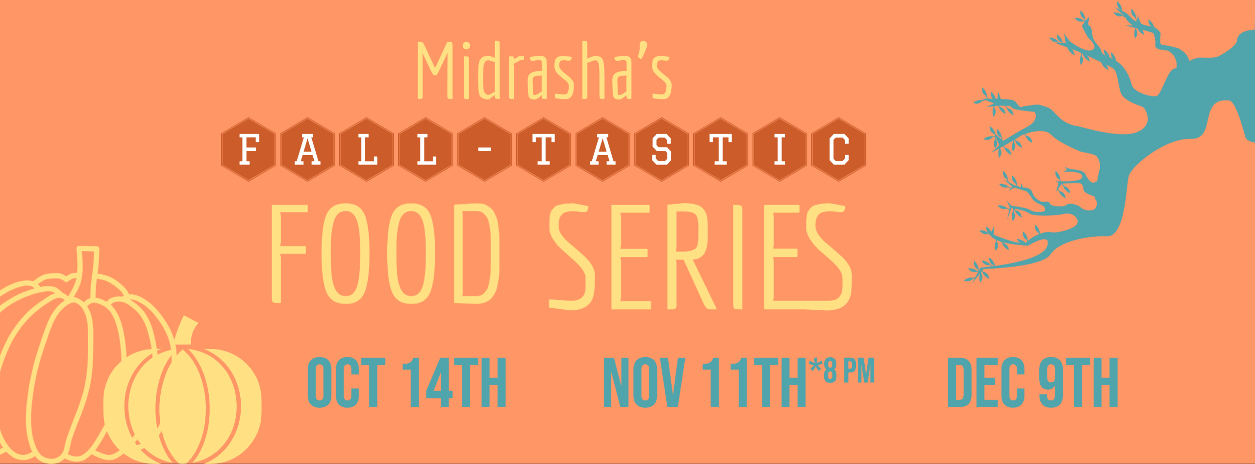 Fall Food Series Header