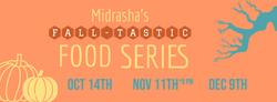 Fall Food Series Header