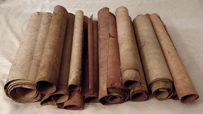 Interpreting the Ancient Scrolls