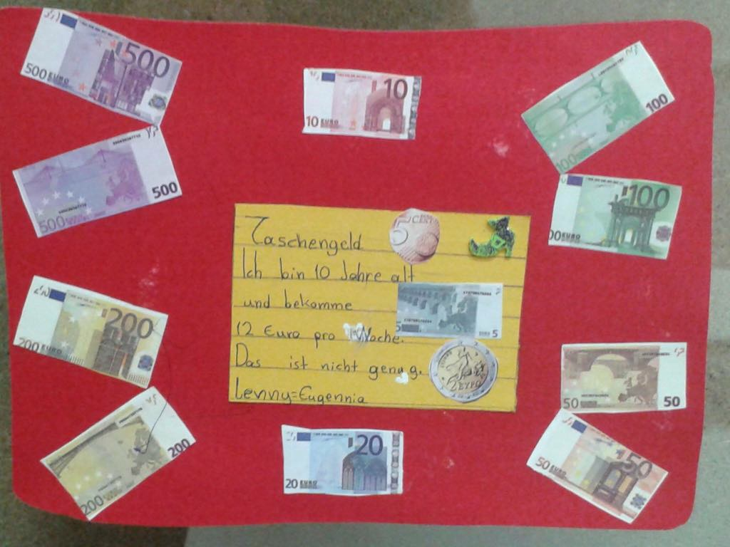 projects german2 money