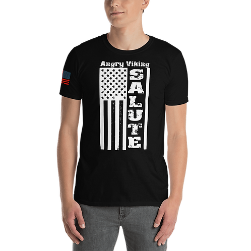 T-Shirt with Flag
