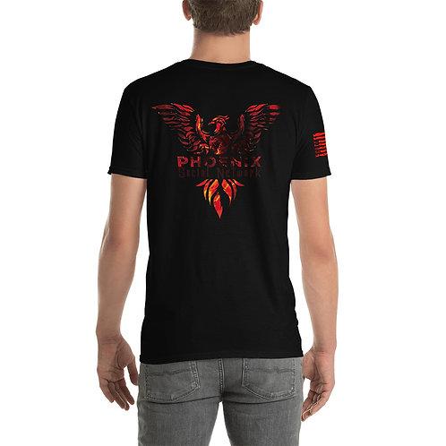 Black Phoenix Social Network with FLag
