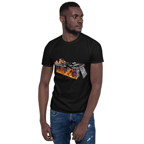 Antifa Cum Dumpster T-Shirt