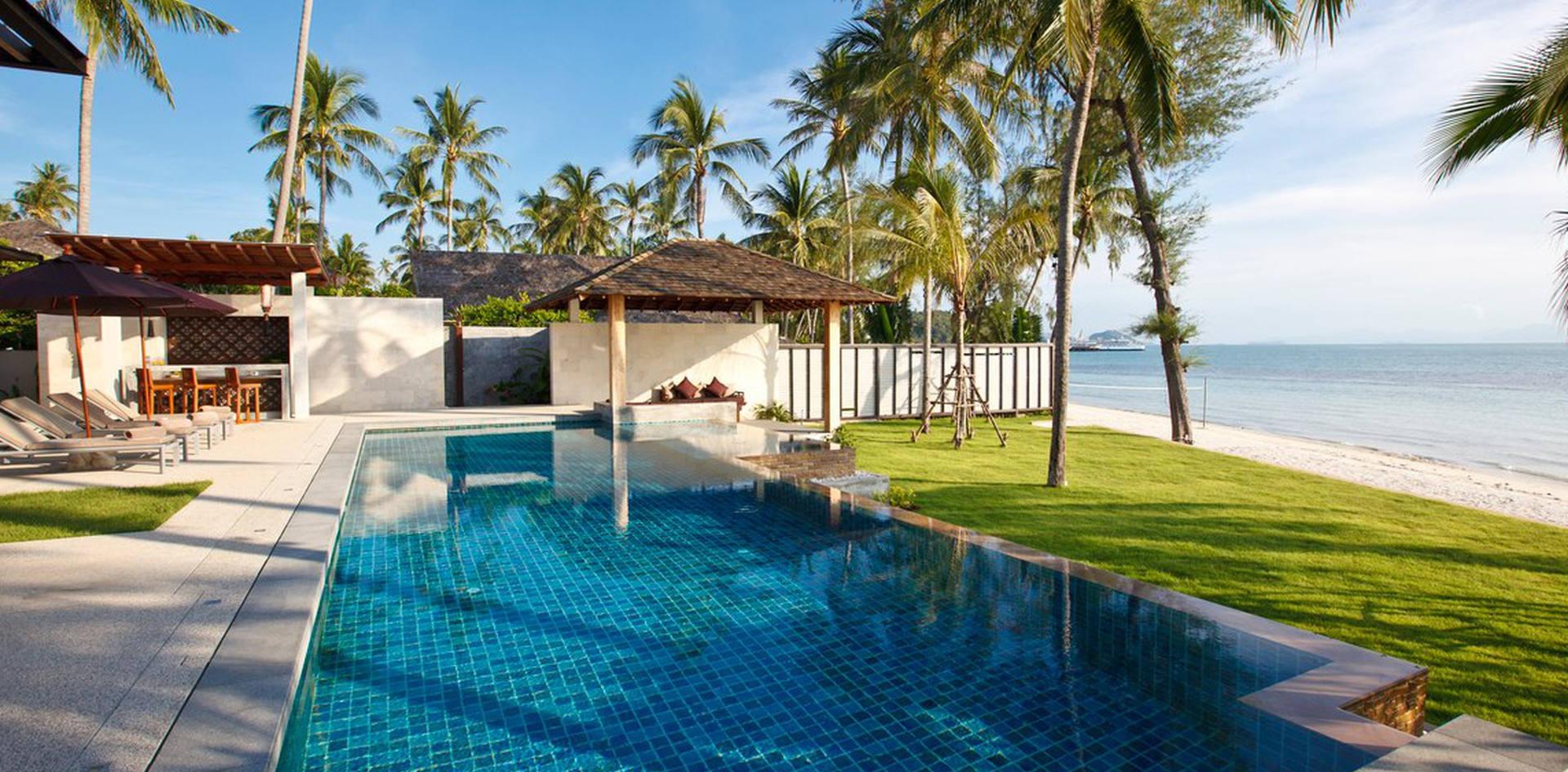 Inasia Pool - Inasia - Samui - Thailand.