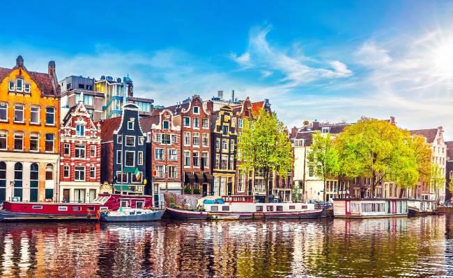 Europe Trip Netherlands