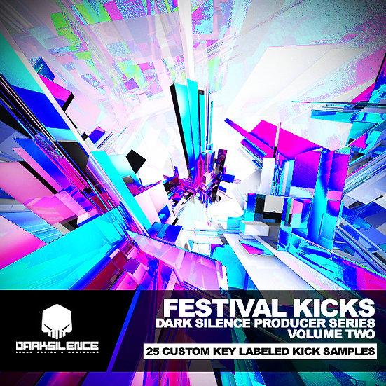 FESTIVAL KICKS VOLUME 2