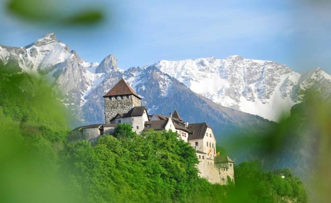 Europe Trip Liechtenstein