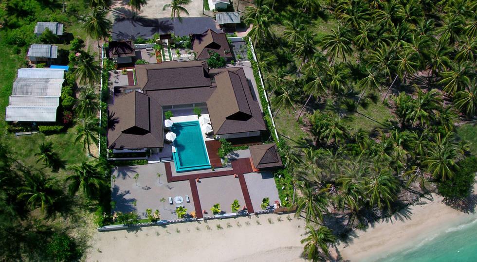 BanLaemSet Villa Drone - Ban Laem Set -