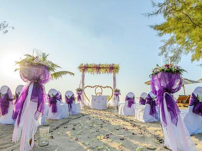 Organize destination wedding  in Thailand