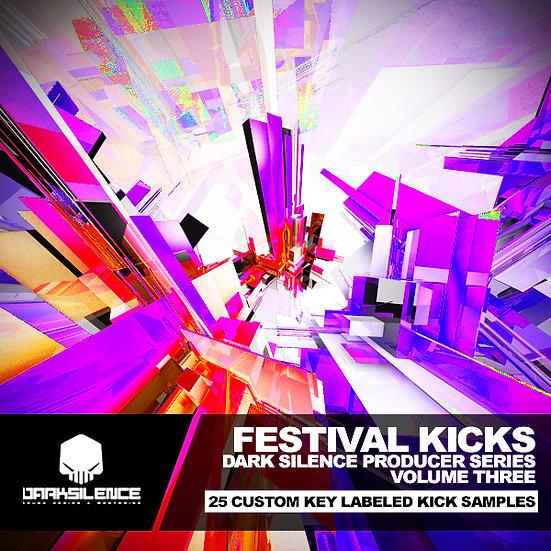 FESTIVAL KICKS VOLUME 3