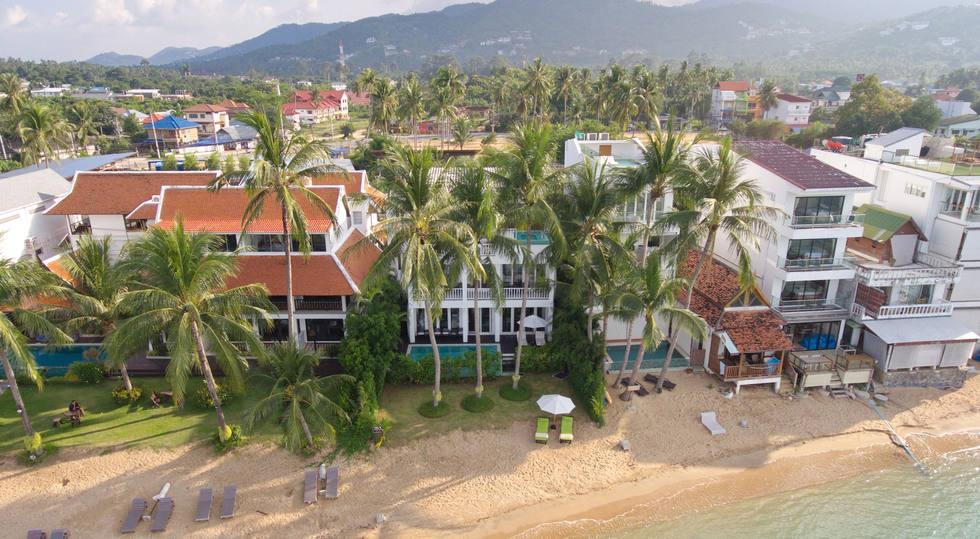 Villa M Beach front Villa - Villa M Samui