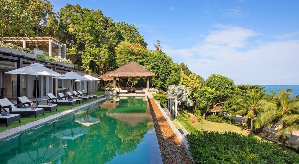 Sangsuri Estate Villa - Sangsuri Estate -