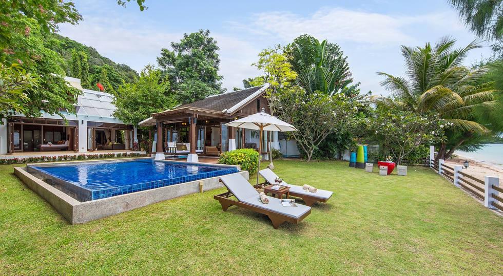 The Emerald Beach Villa4 Villa - The Emeral