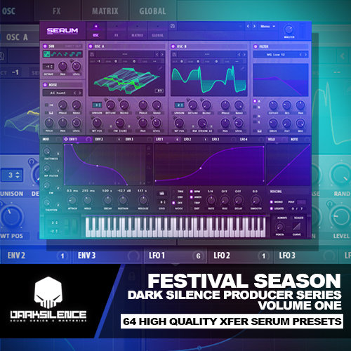 FESTIVAL SEASON V1 + FREEBIES